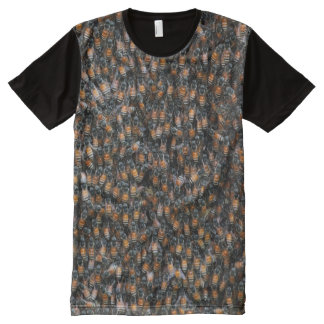 The Hive All-Over Print T-Shirt