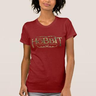 The Hobbit Logo Green T-Shirt
