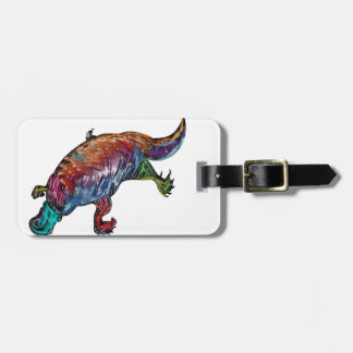 The Hodgepodge Luggage Tag