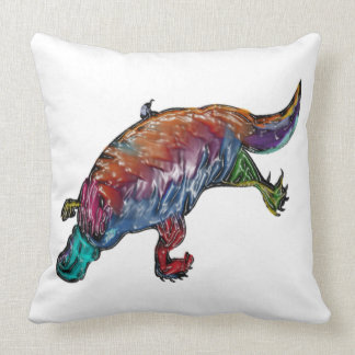 The Hodgepodge Throw Pillow