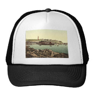 The Hoe from the Rusty Anchor Plymouth England Hats