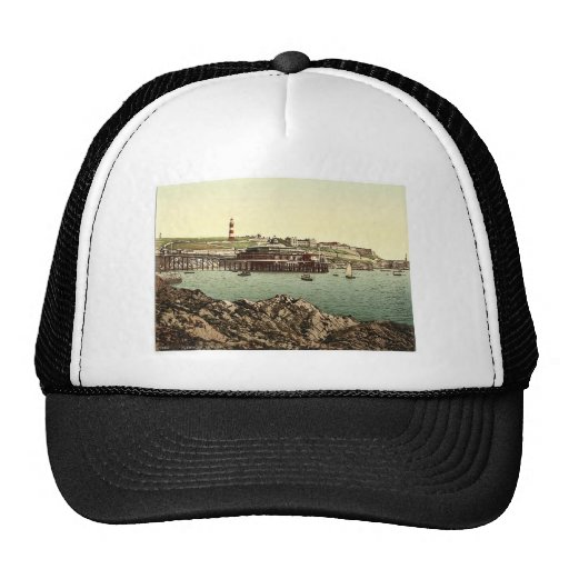 The Hoe, from the Rusty Anchor, Plymouth, England Hats