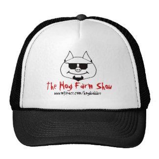 The Hog Farm Show Cap