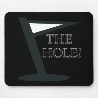 The Hole Mouse Pads