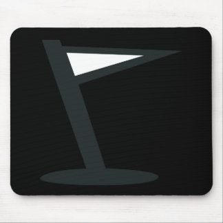 The Hole Mouse Pad