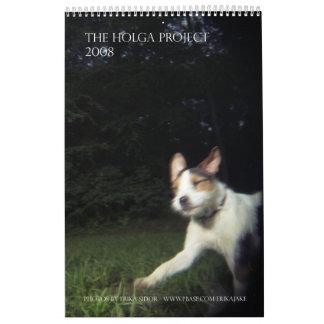 The Holga Project Color Calendar 2 - Customized