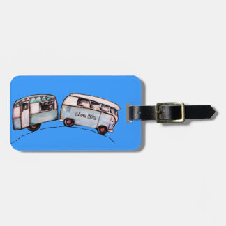 The holiday luggage tag
