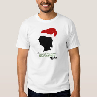 The Holiday Mullet Tee Shirts