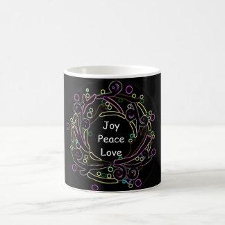 The Holiday Wreath Mug