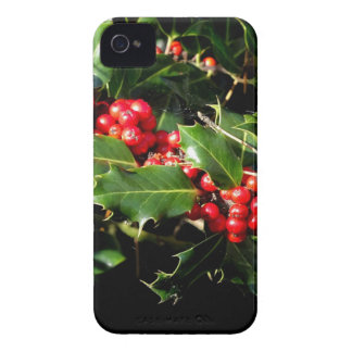The Holly And The Ivy Case-Mate iPhone 4 Case