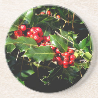 The Holly And The Ivy Coaster