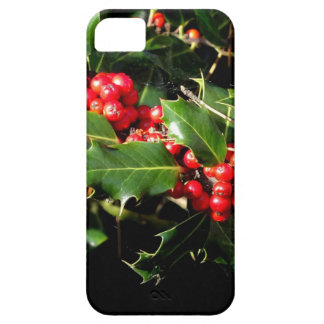 The Holly And The Ivy iPhone 5 Case