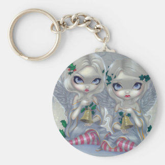 """The Holly and the Ivy"" Keychain"