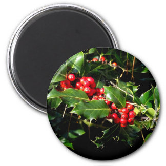 The Holly And The Ivy Magnet