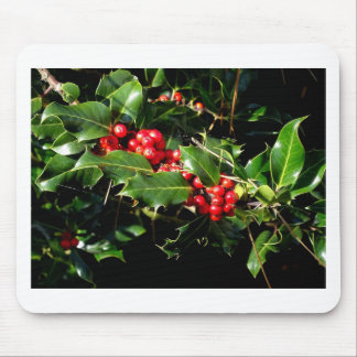 The Holly And The Ivy Mouse Pad
