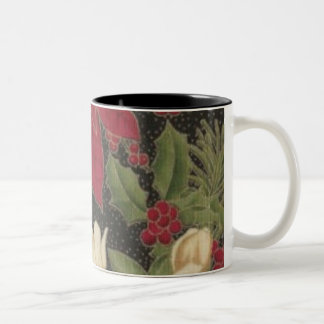 The Holly and the Ivy Mugs