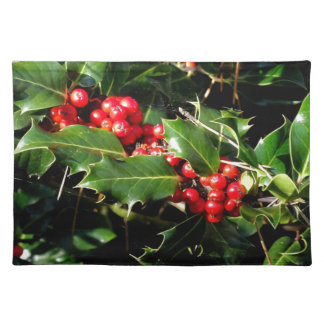 The Holly And The Ivy Placemat