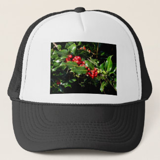 The Holly And The Ivy Trucker Hat