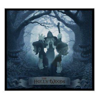 The Holly Woods Poster