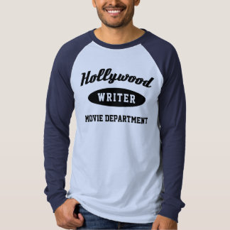 The Hollywood Writer T-shirts