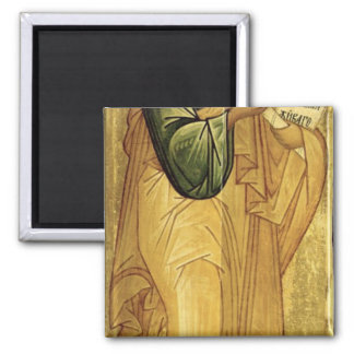The Holy Apostle Peter, Russian icon Refrigerator Magnet