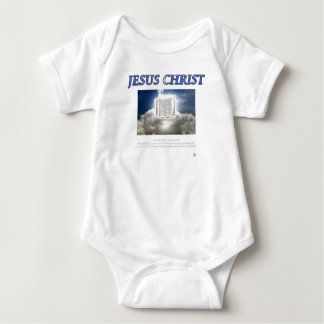 The Holy Bible Baby Bodysuit