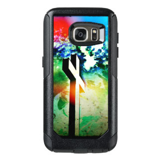 The Holy Cross - Grunge OtterBox Samsung Galaxy S7 Case