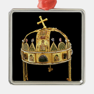 The Holy Crown of Hungary, 11th-12th century Metal Ornament