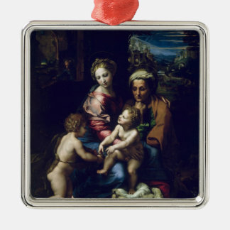 The Holy Family  c.1518 Ornaments