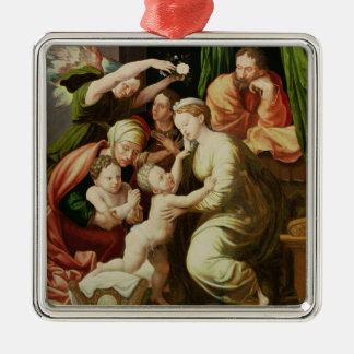 The Holy Family Ornaments