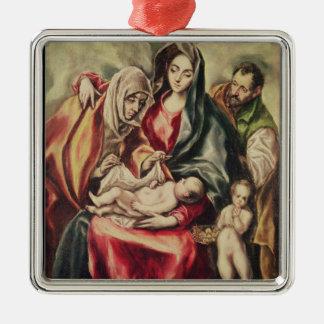 The Holy Family Christmas Tree Ornaments