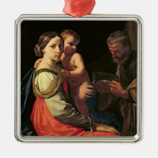The Holy Family (oil on canvas) 2 Ornament
