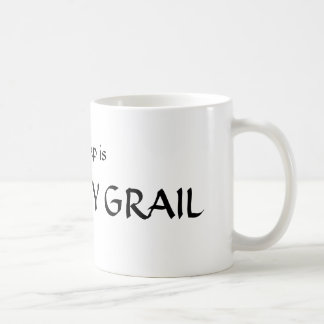 The Holy Grail Coffee Mug