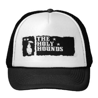 "The Holy Hounds ""FLAG"" Trucker Hat"