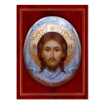 THE HOLY MANDYLION - Icon card Postcards