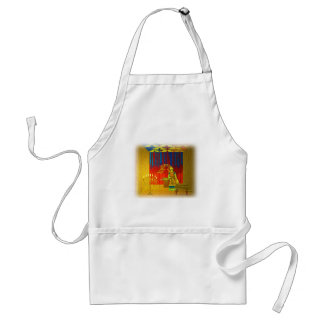The Holy Place of the Tabernacle with High Priest Standard Apron