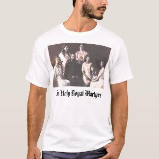 The Holy Royal Martyrs, The Holy Royal Martyrs T-Shirt