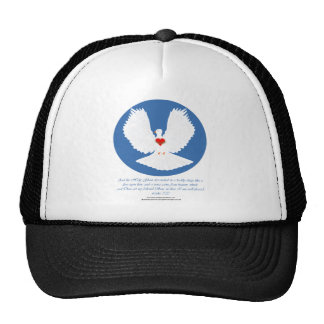 The Holy Spirit Descended Like a Dove Mesh Hat