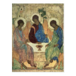 The Holy Trinity, 1420s Post Card