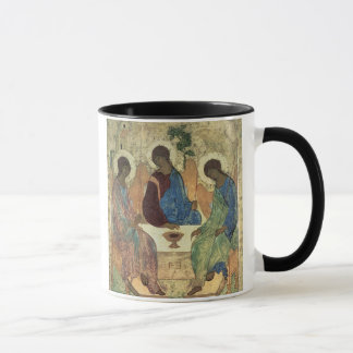 The Holy Trinity, 1420s (tempera on panel) Mug