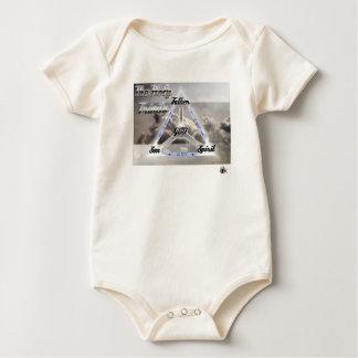 The Holy Trinity Baby Bodysuit