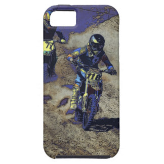 The Home Stretch! - Motocross Racer iPhone 5 Covers