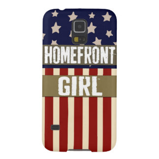 The Homefront Girl™ Brand Galaxy S5 Cover