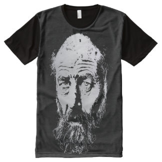 THE HOMELESS All-Over PRINT T-Shirt