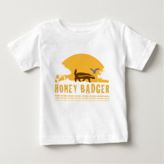 The Honey Badger Baby T-Shirt