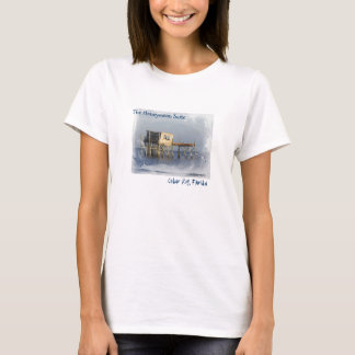 The Honeymoon Suite-Cedar Key,T Shirt - photosbydm