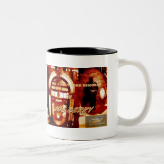 The Honkytonk Highway Tour Collection Two-Tone Coffee Mug
