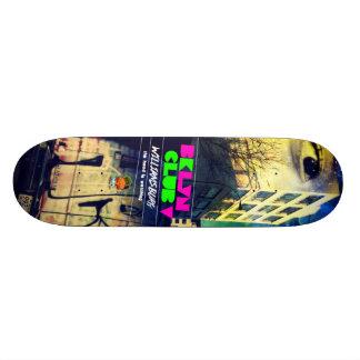 The hood is watching 2012 skateboards