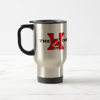THE HOOK UP'S (PROMO LINE)... 15 OZ STAINLESS STEEL TRAVEL MUG