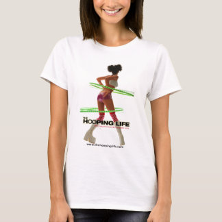 The Hooping Life - Poster Spaghetti T-Shirt